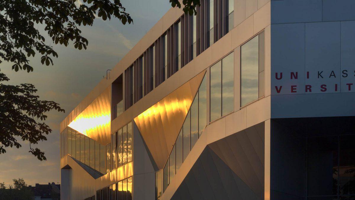 Uni Kassel Gebäude
