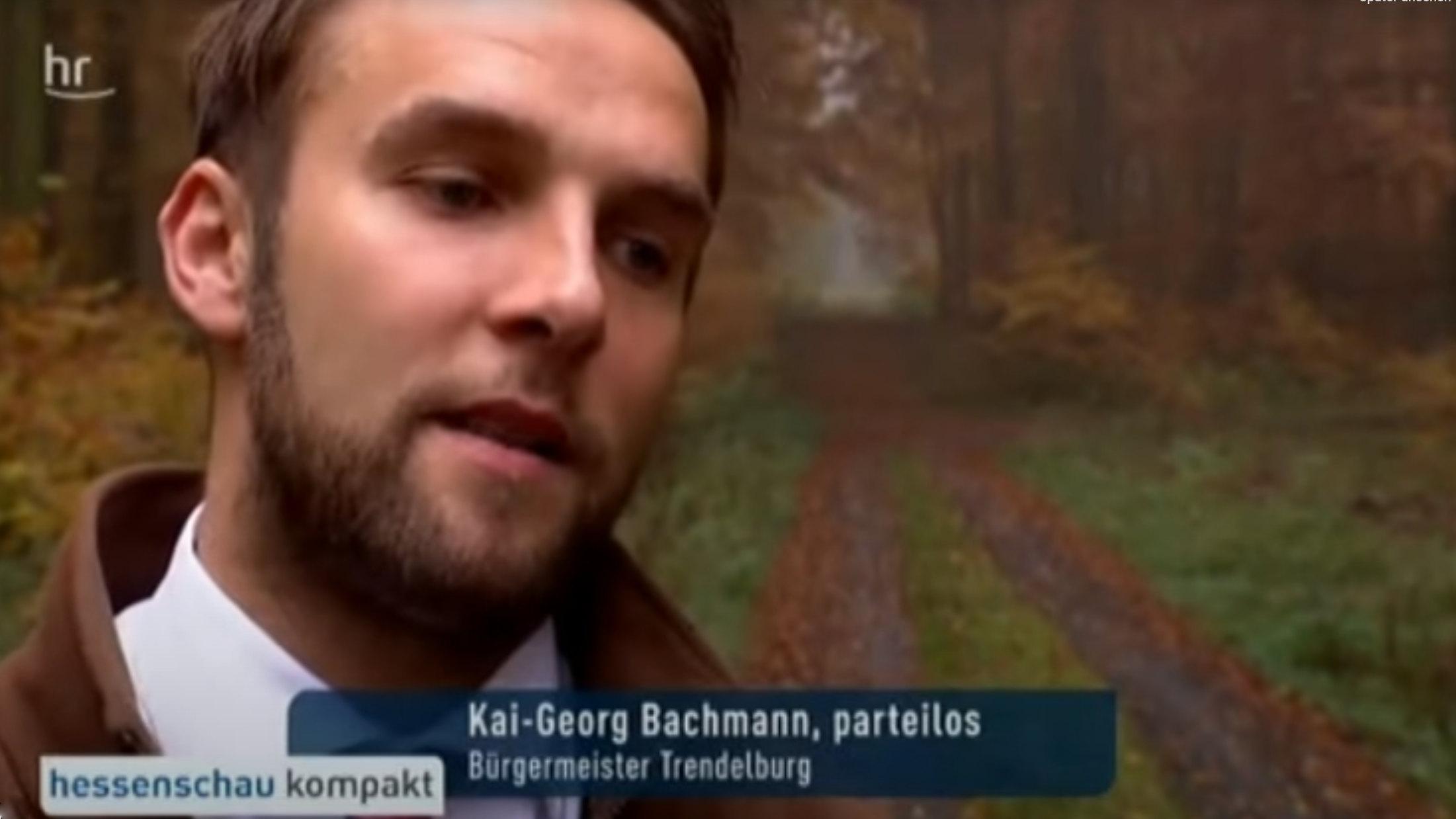 Der Plan B des Kai Georg Bachmann