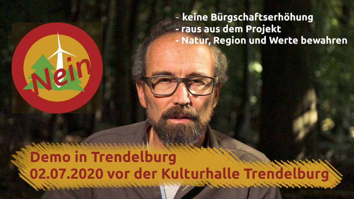 Demo in Trendelburg