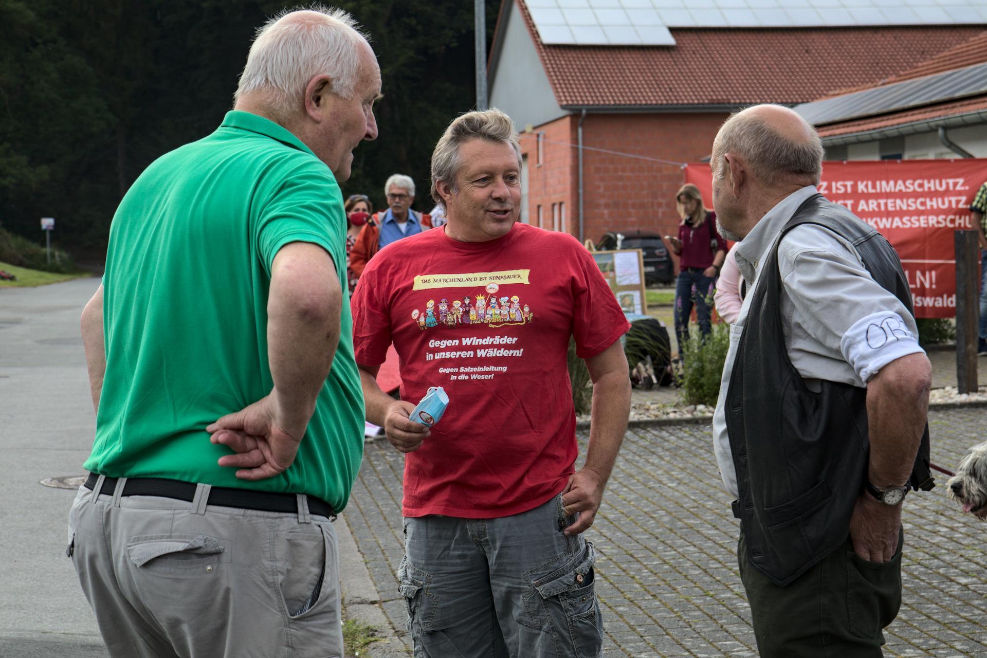 Oliver Penner Hermann-Josef Rapp Bernhard Sulk